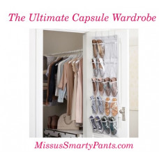 New! New! New! The Ultimate Capsule Wardrobe eBook